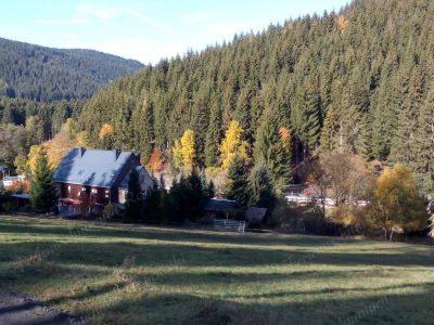 idyllische Herbstlandschaft am Kaffenberg